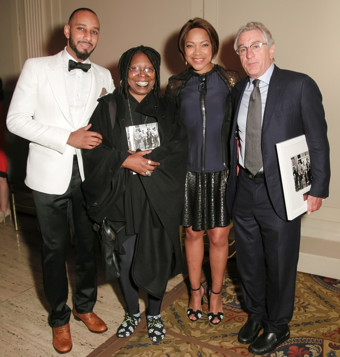 The GORDON PARKS Foundation Awards Dinner and Auction CELEBRATING THE ARTS