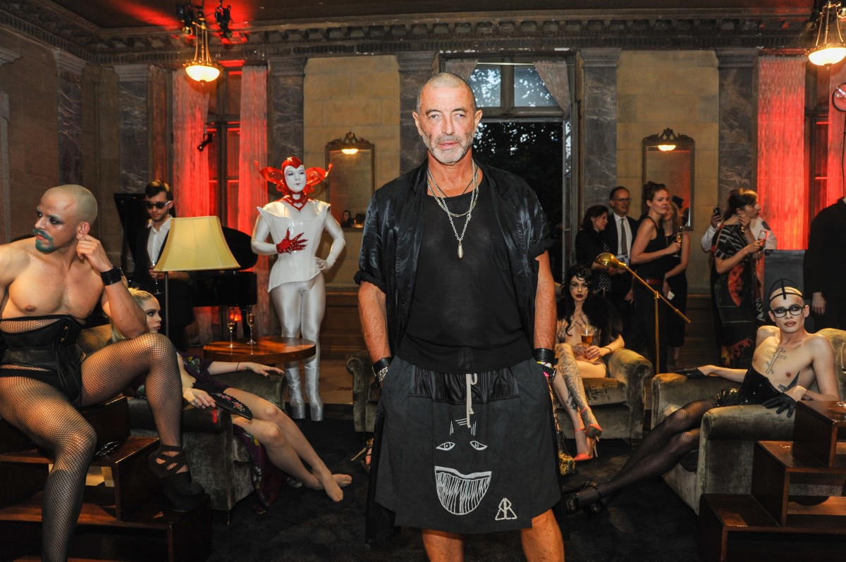 FRANÇOIS NARS and STEVEN KLEIN Celebrate Their Collaboration