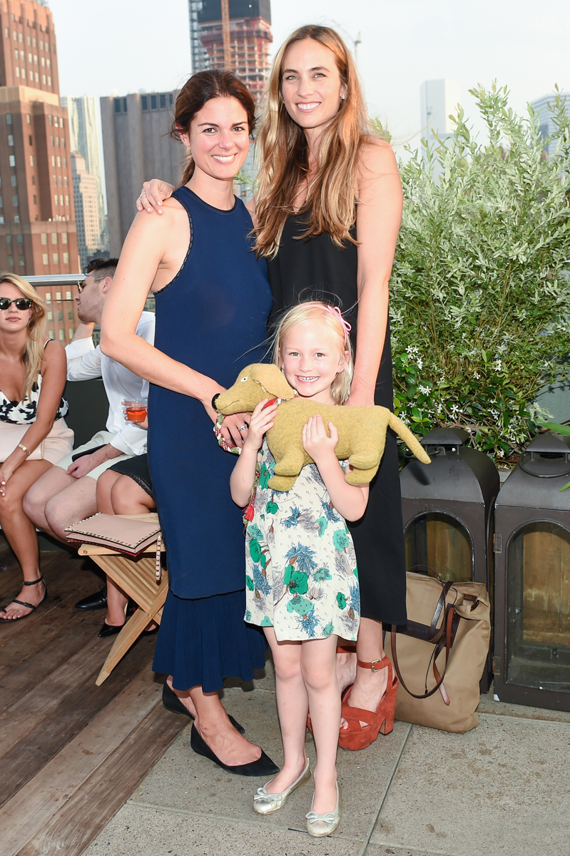 AUSTRALIAN FASHION FOUNDATION Summer Party 2015