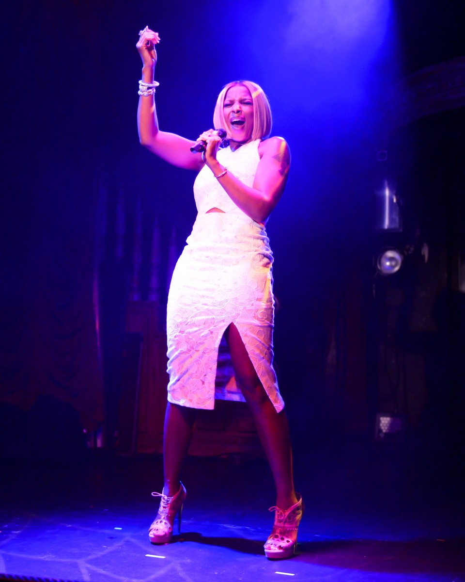 CASA REALE FINE JEWELRY Launch with Special Performance by MARY J. BLIGE