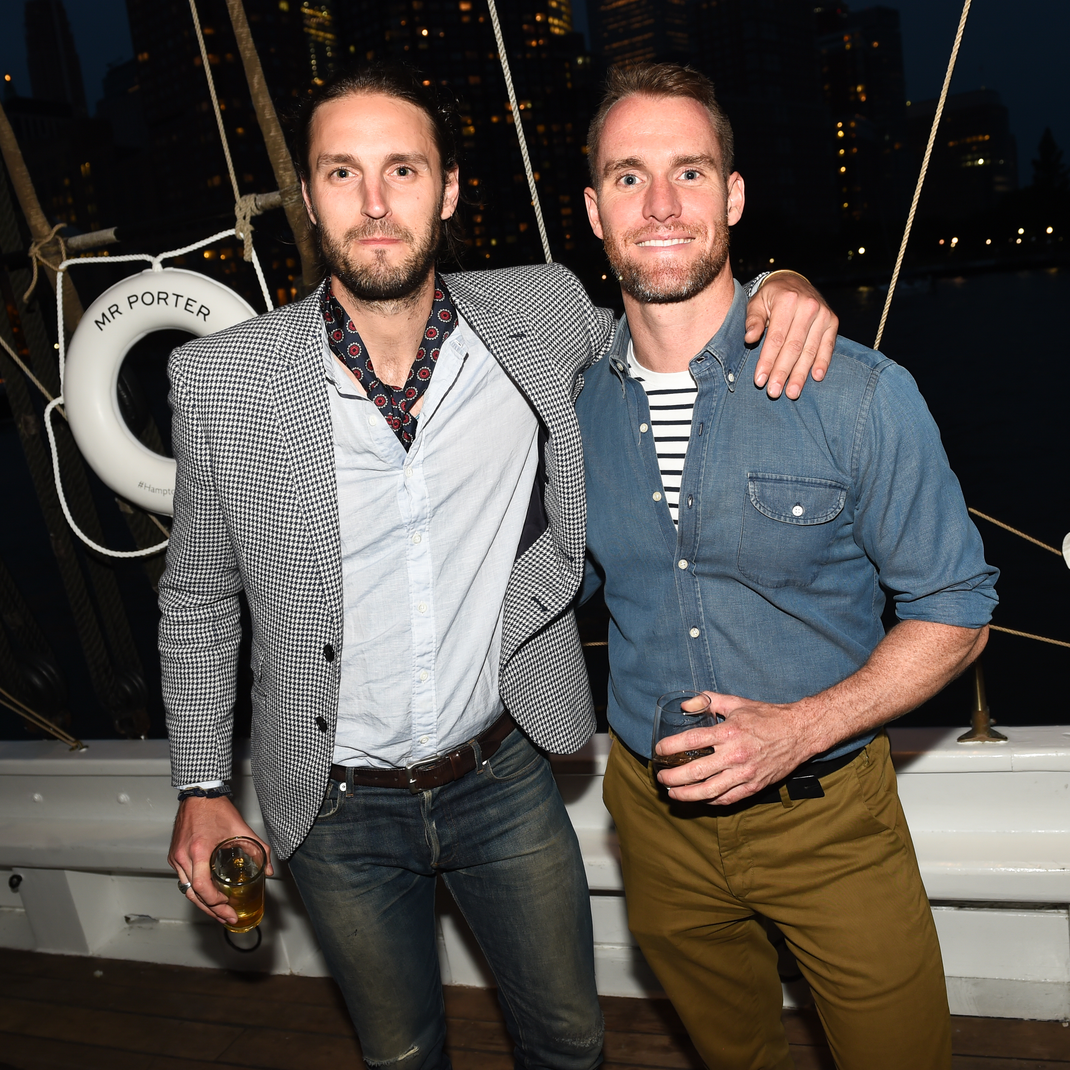 3a6a7a095c59 The Daily Davis  Chics Ahoy! NET-A-PORTER and MR.PORTER s Boat Party ...