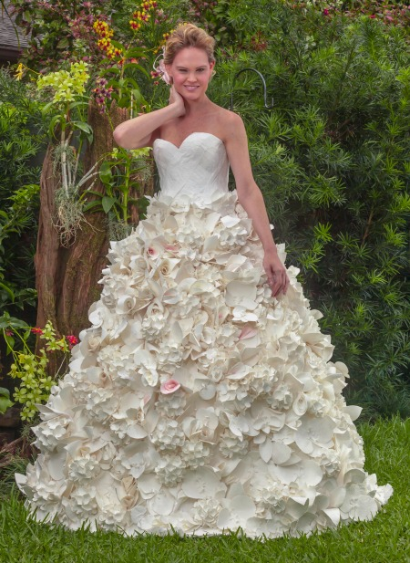 The Toilet Paper Wedding Dress Contest Winners Are...