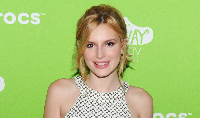 NEW YORK, NY - JUNE 23:  Actress Bella Thorne attends the Crocs Funway Event on June 23, 2015 in New York City.  (Photo by Craig Barritt/Getty Images for Crocs)