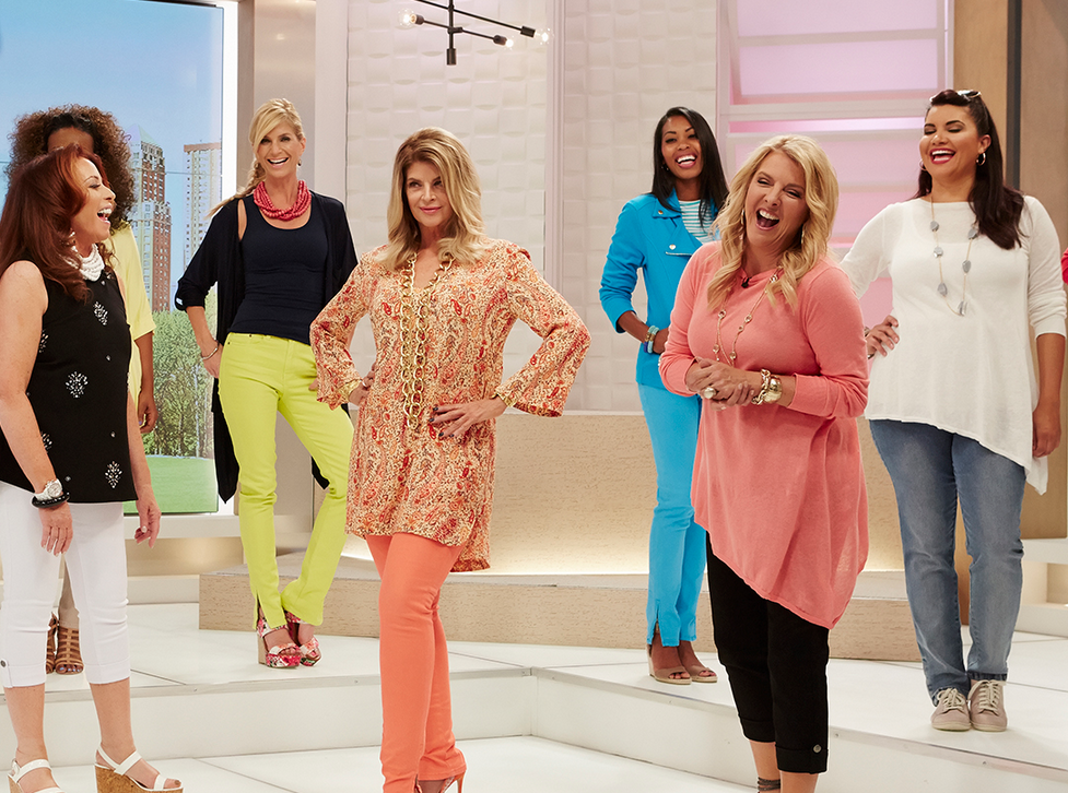 A Trip To HSN HQ With Diane Gilman And Kirstie Alley