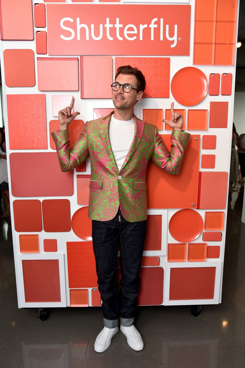 Shutterfly By Design Hosted By Brad Goreski