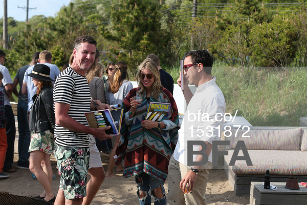 "BEN WATTS ""Montauk Dreaming"" Book Release and Performance by TOVE LO"