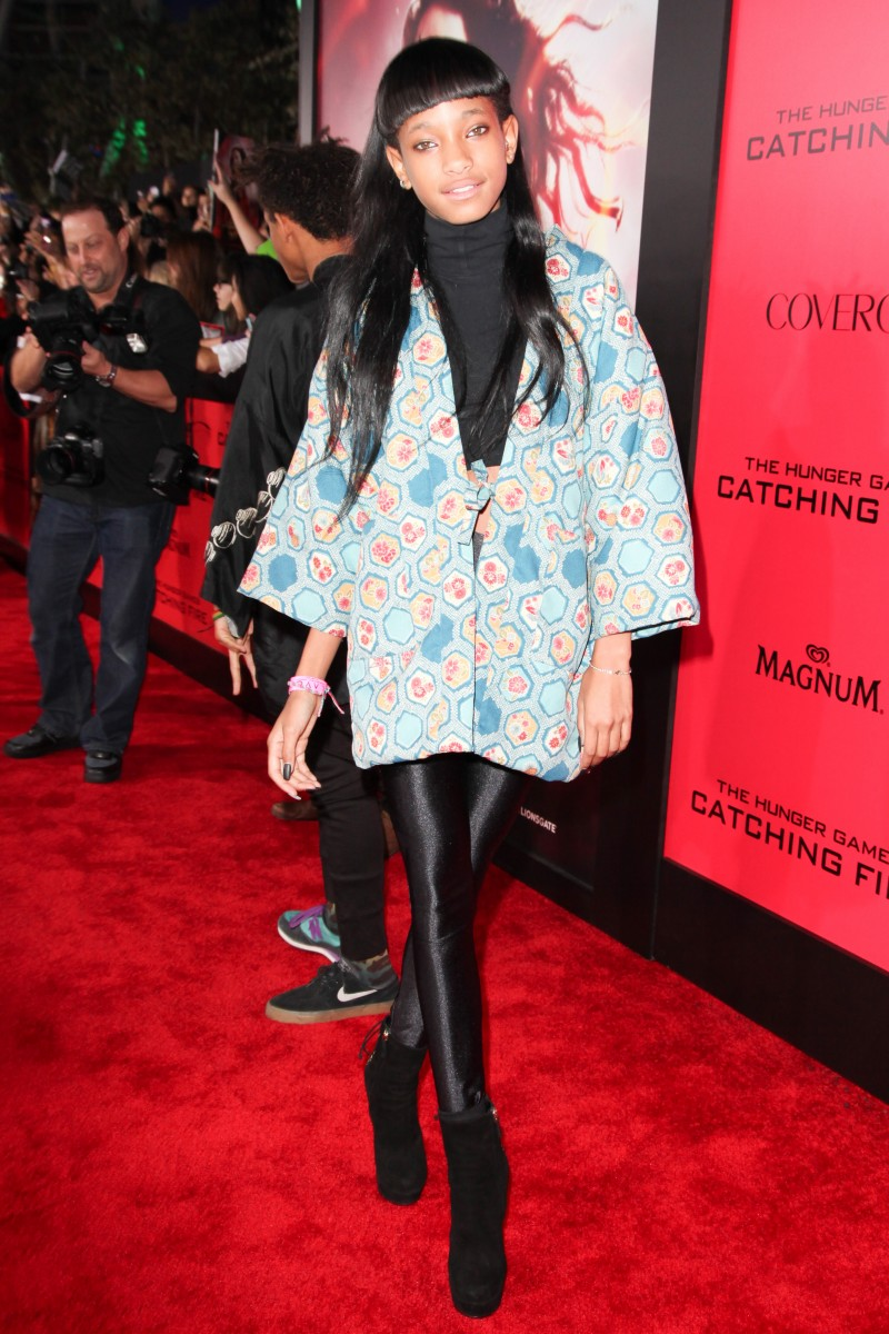 The Hunger Games: Catching Fire Premiere – Arrivals