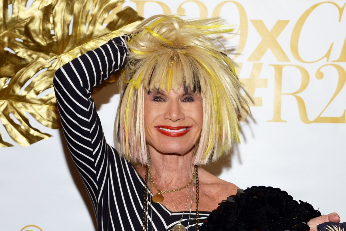 Betsey Johnson==2015 CFDA Fashion Awards After Party==The Standard, New York, NY==June 1, 2015==©Patrick McMullan==Photo - CLINT SPAULDING/patrickmcmullan.com====