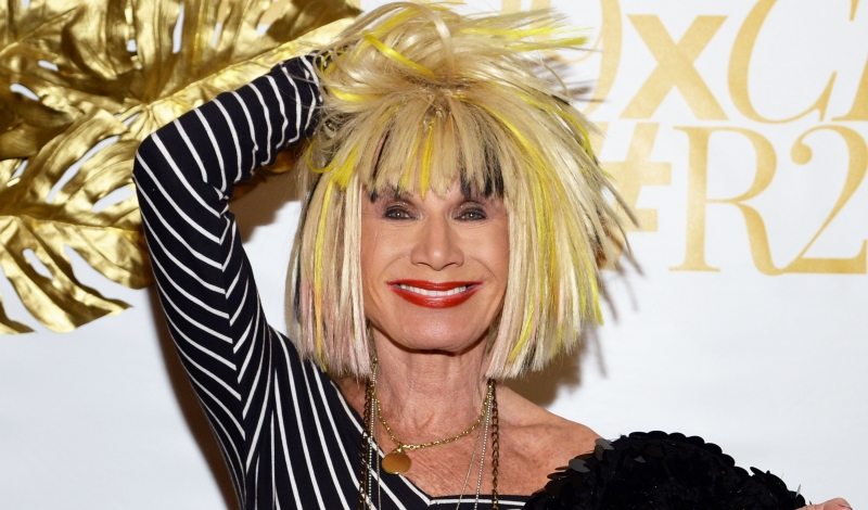 Betsey Johnson==2015 CFDA Fashion Awards After Party==The Standard, New York, NY==June 1, 2015==©Patrick McMullan==Photo - CLINT SPAULDING/patrickmcmullan.com====