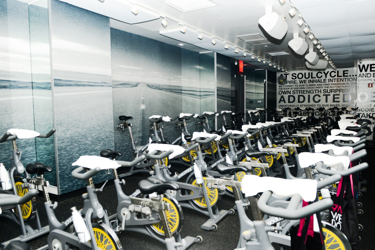 CFDA/SOULCYCLE CHARITY RIDE