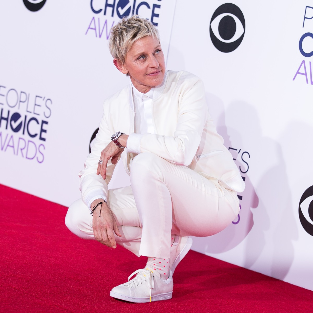 PEOPLE'S CHOICE AWARDS 2015 – ARRIVALS