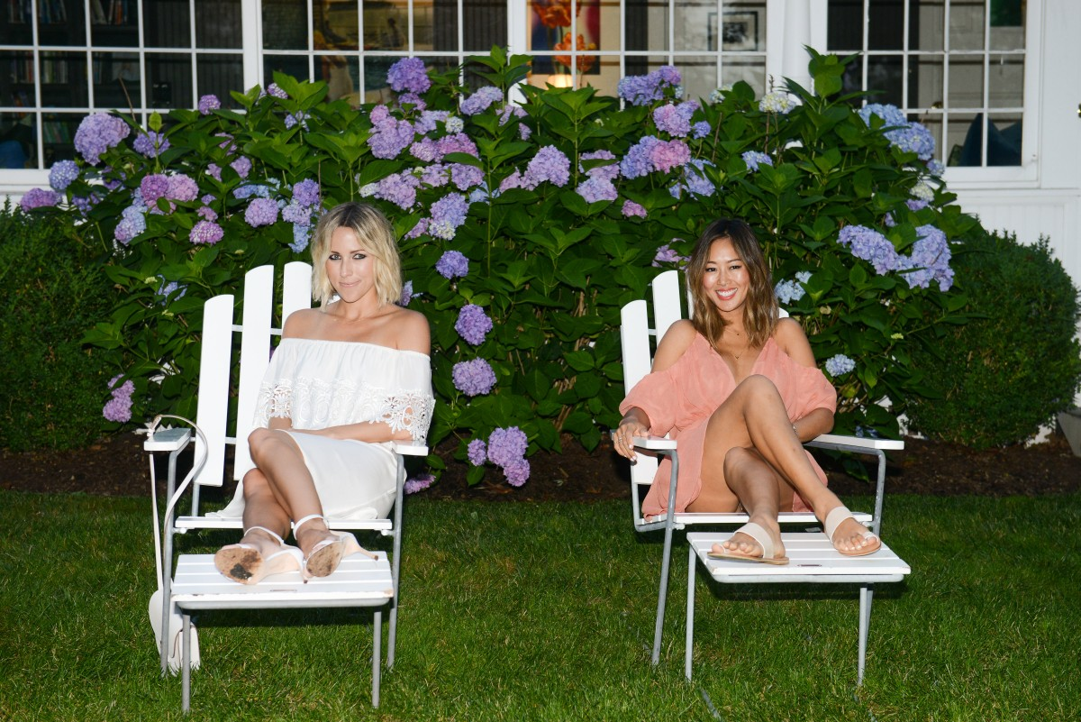 REVOLVE and THE DAILY FRONT ROW Dinner