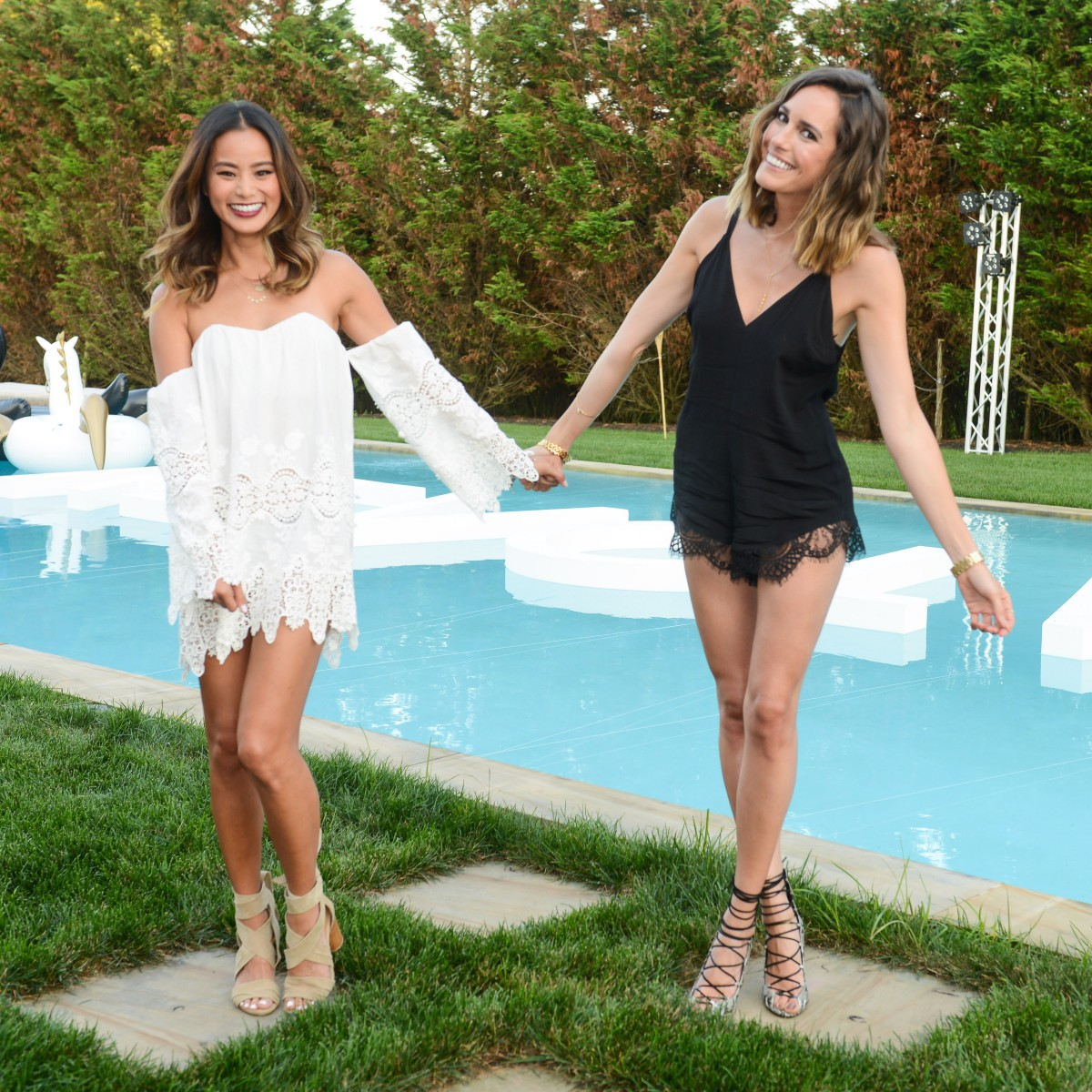 REVOLVE and People StyleWatch Summer Party Hosted by JAMIE CHUNG and LOUISE ROE Sponsored by DELEON TEQUILA