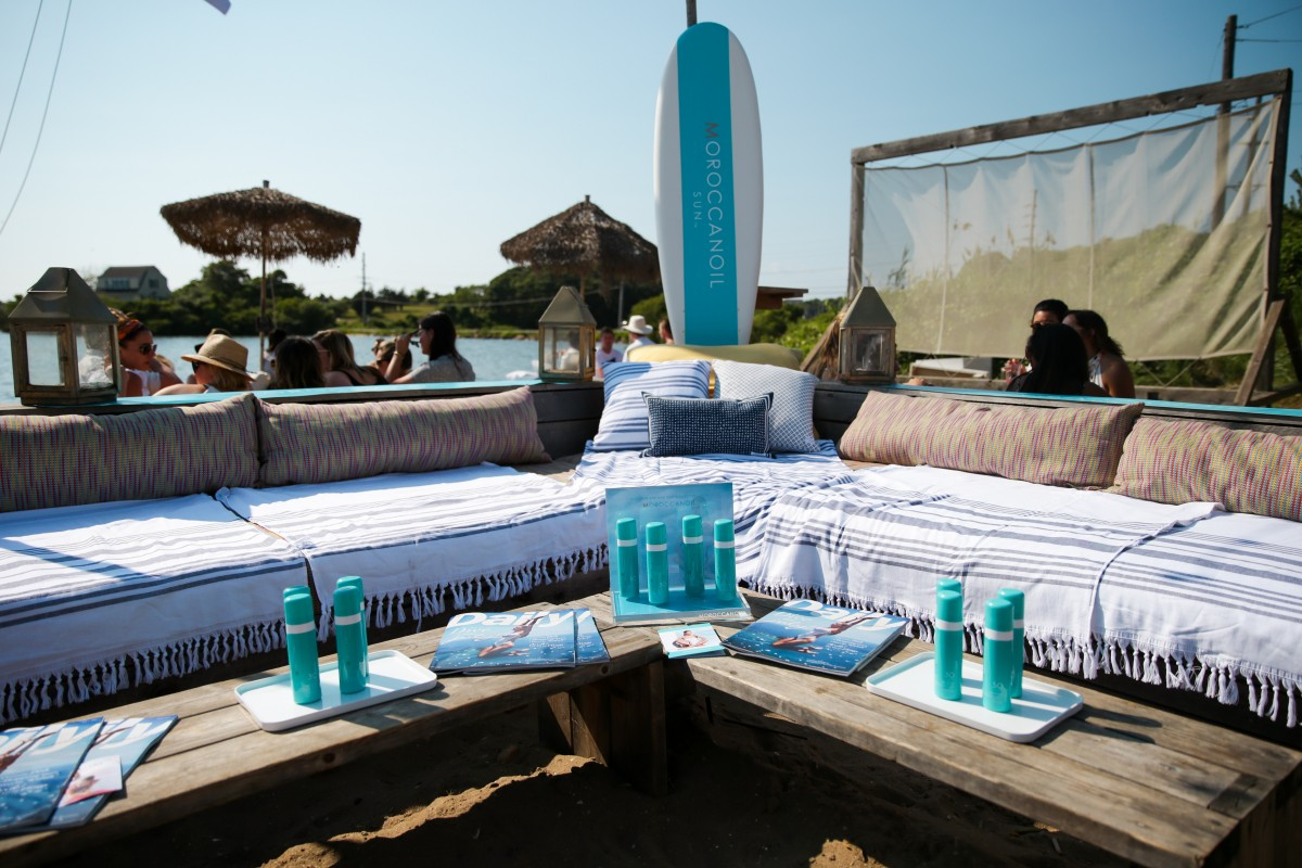 THE DAILY SUMMER SURF PARTY Sponsored by BILLABONG