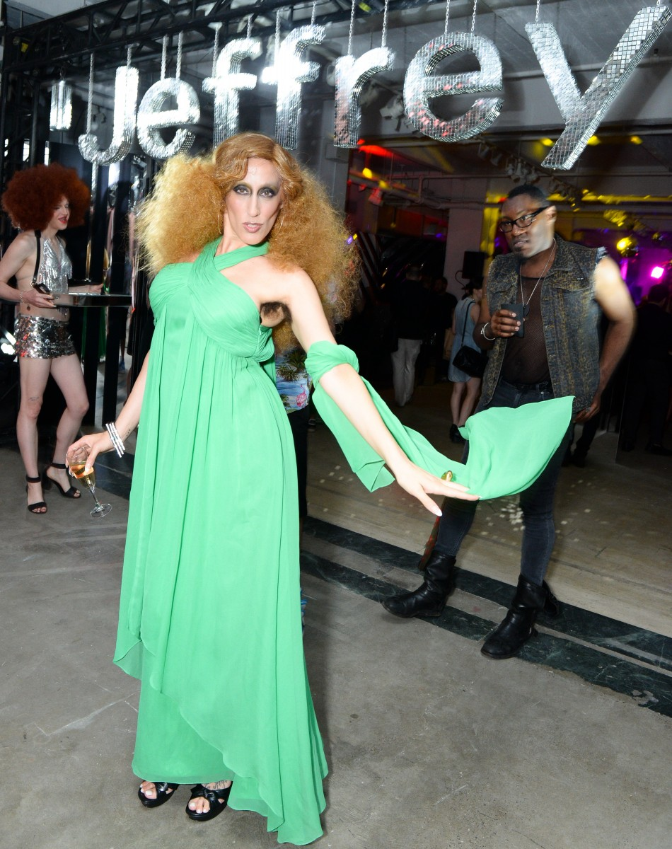 Nordstrom Celebrates 25 Years of Jeffrey with Ladyfag and a Night of Disco and Dancing