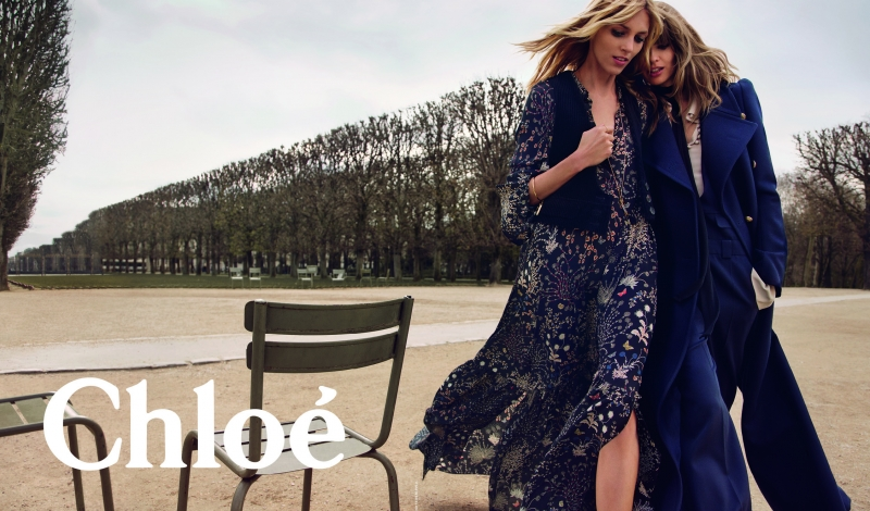 Chloé Fall-Winter 2015 Campaign 4