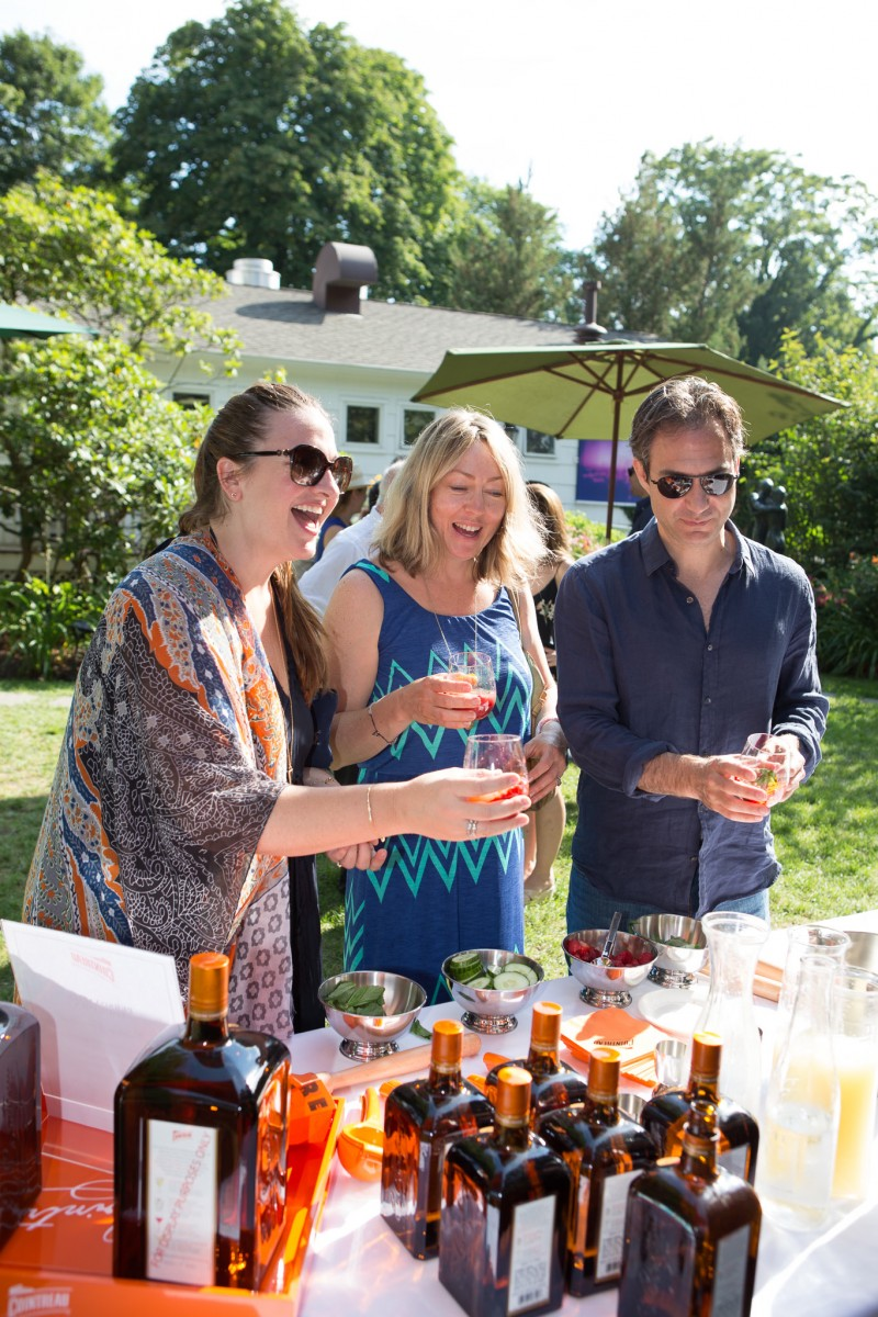 Cointreau and guests 2