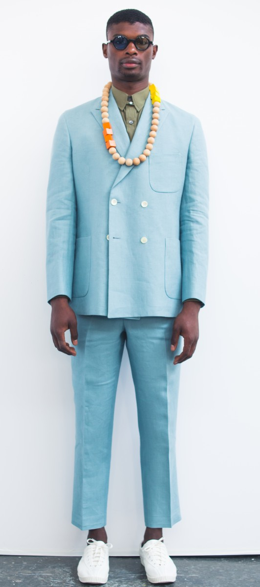 DAVID HART SS16 LOOK EIGHTEEN