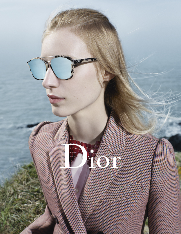 6dffdee6c0f Dior Launches Fall 2015 Ad Campaign Shot By Willy Vanderperre ...