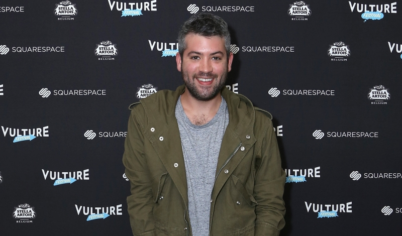 NEW YORK, NY - MAY 31:  Stylist Brandon Maxwell attends the Vulture Festival At Milk Studios on May 31, 2015 in New York City.  (Photo by Anna Webber/Getty Images)
