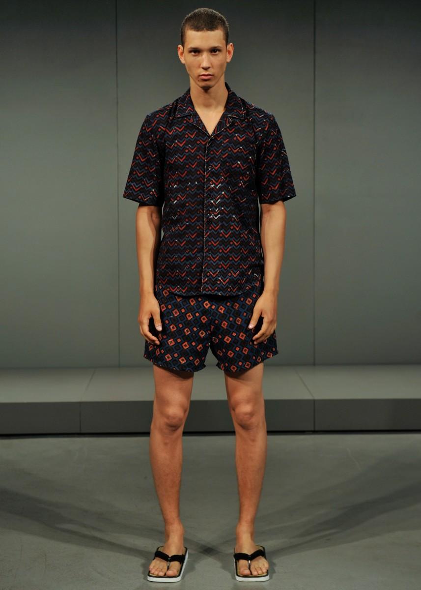 Lucio Castro S/S 16 Collection