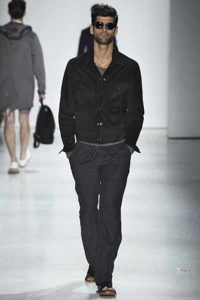 Menswear New York Spring Summer 2016 July 2015