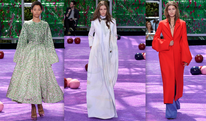 It takes someone as talented as Raf Simons to create collections season  after season that look fresh and new and yet…still wearable. Simons couture  show for ... 6c23e60ccc25c