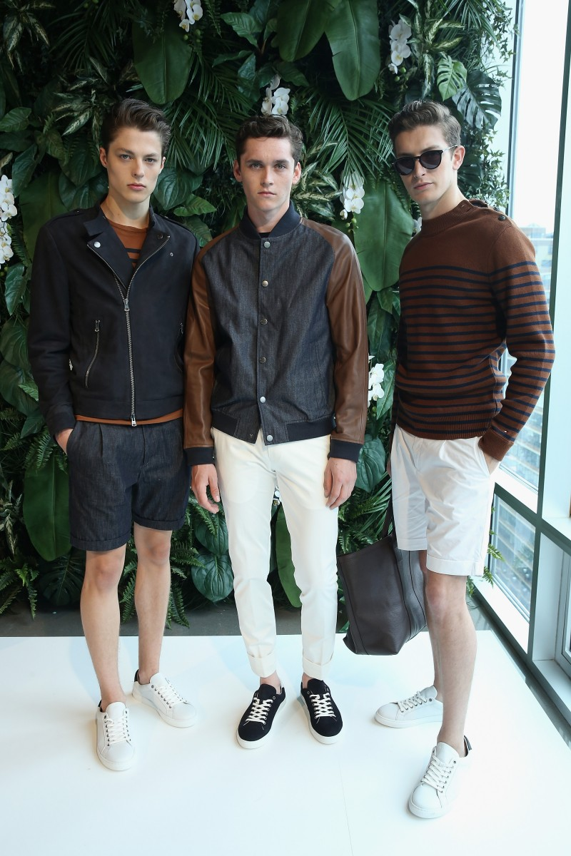 Tommy Hilfiger Spring 2016 Men's Tailored Collection Presentation – Presentation