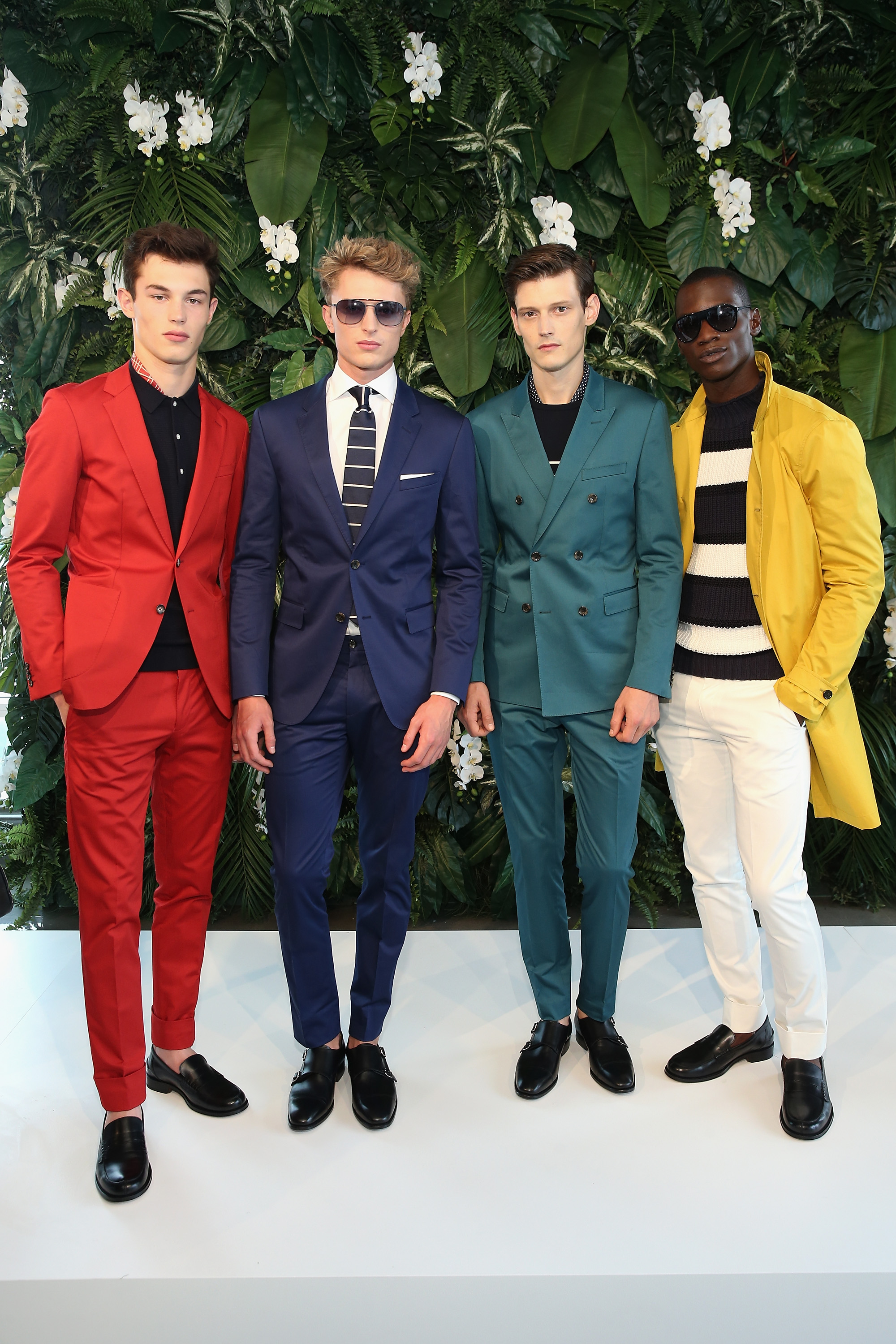 Mens fashion trends spring summer 2018