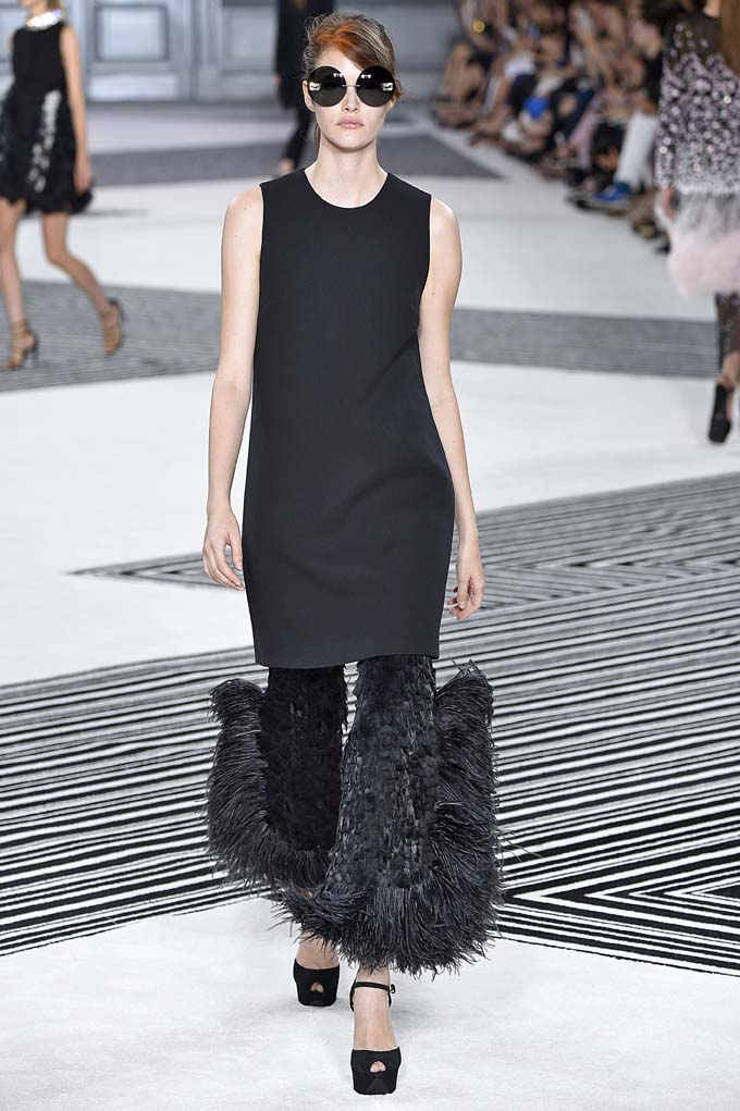 Giambattista Valli Paris Haute Couture Fall Winter 2015 July 2015