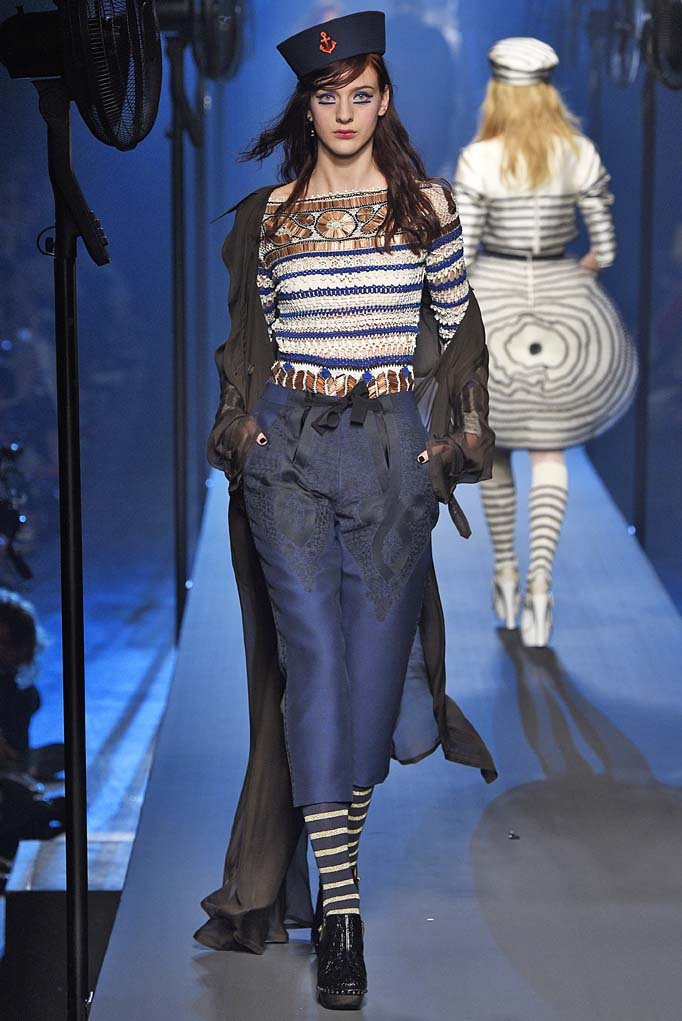 Jean Paul Gaultier Paris Haute Couture Fall Winter 2015 – July 2015