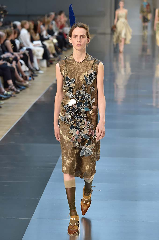 Maison Margiela Paris Haute Couture Fall Winter 2015 July 2015