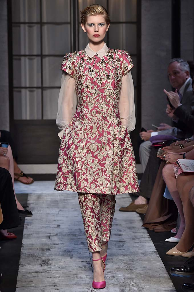 SchiaparelliParis Haute Couture Fall Winter 2015 July 2015