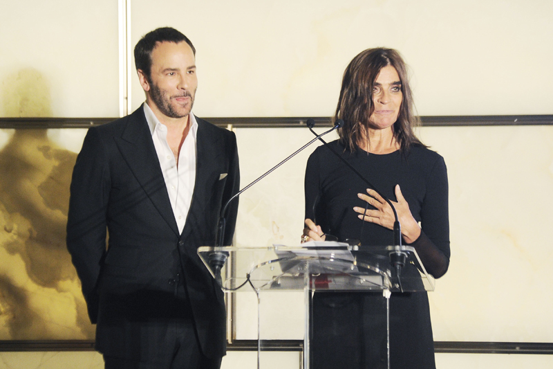 The Daily Front Row Fashion Media Awards Presented by Maybelline, Gibson, Evian & Wolford