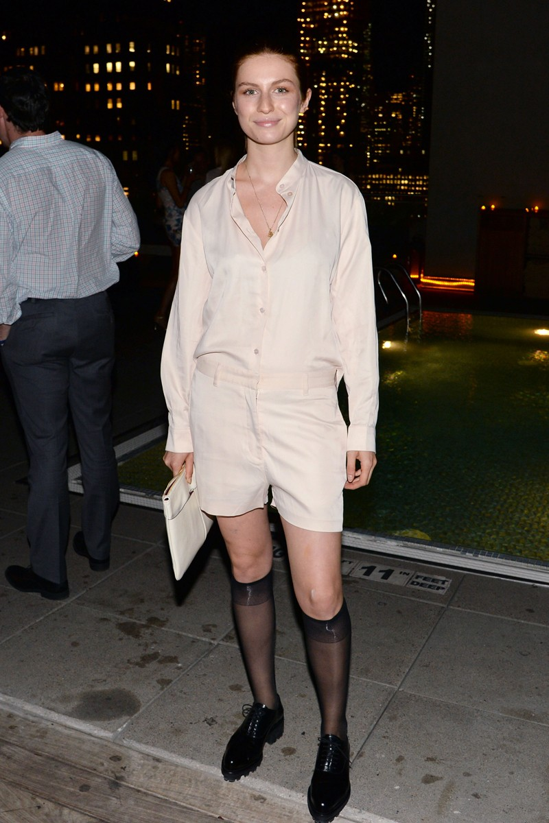 "Sony Pictures Classics with The Cinema Society host the after party for ""The Diary of a Teenage Girl"""