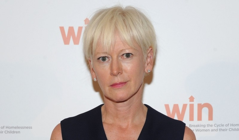 Joanna Coles== The Way to Win Dinner honoring Michael Clinton and Bonnie Stone== Waldorf Astoria, NYC== May 11, 2015== ©Patrick McMullan== Photo - Owen Hoffmann/PatrickMcMullan.com== ==