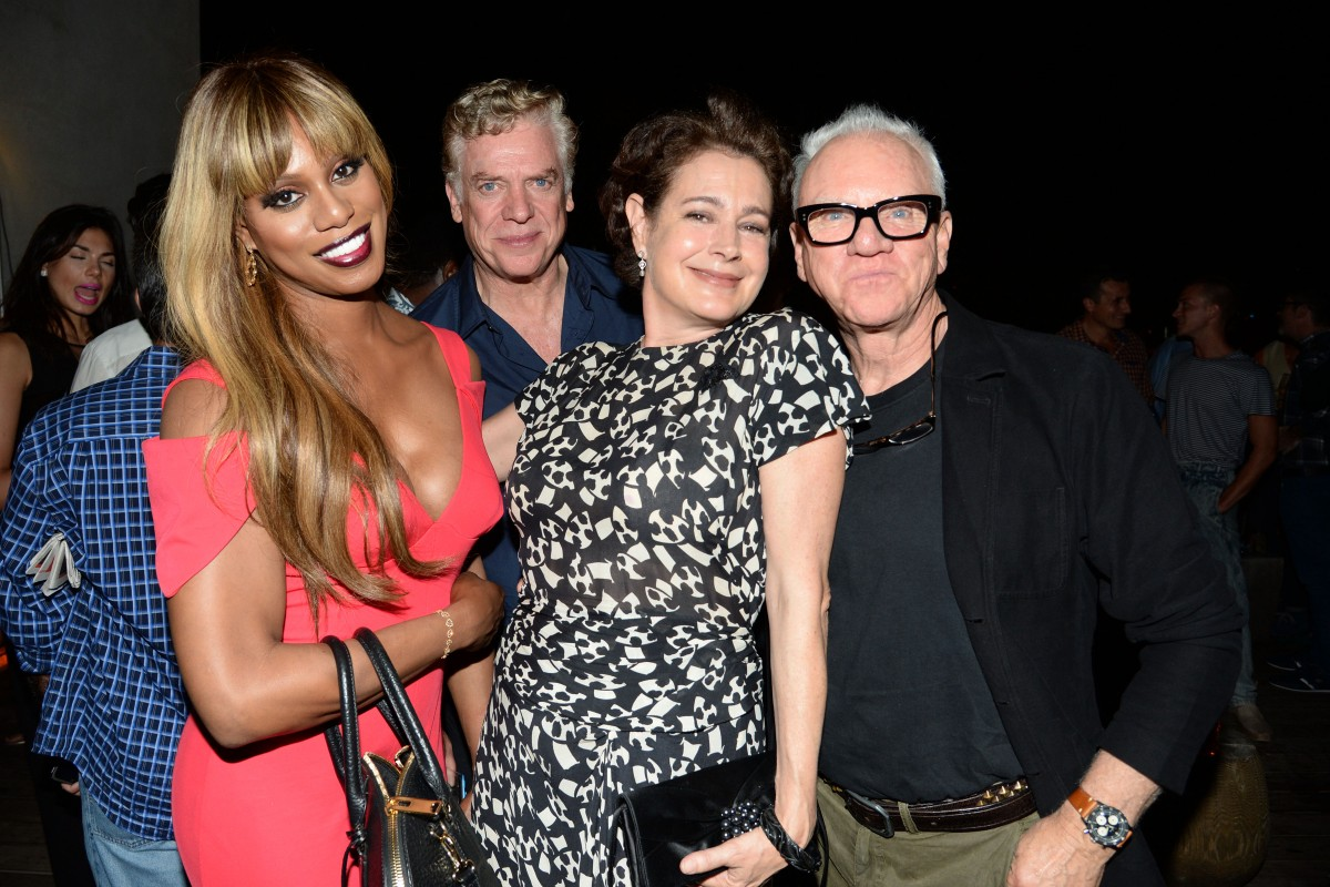 "The Cinema Society with Kate Spade and Ketel One Vodka host the after party for Sony Pictures Classics ""Grandma"""
