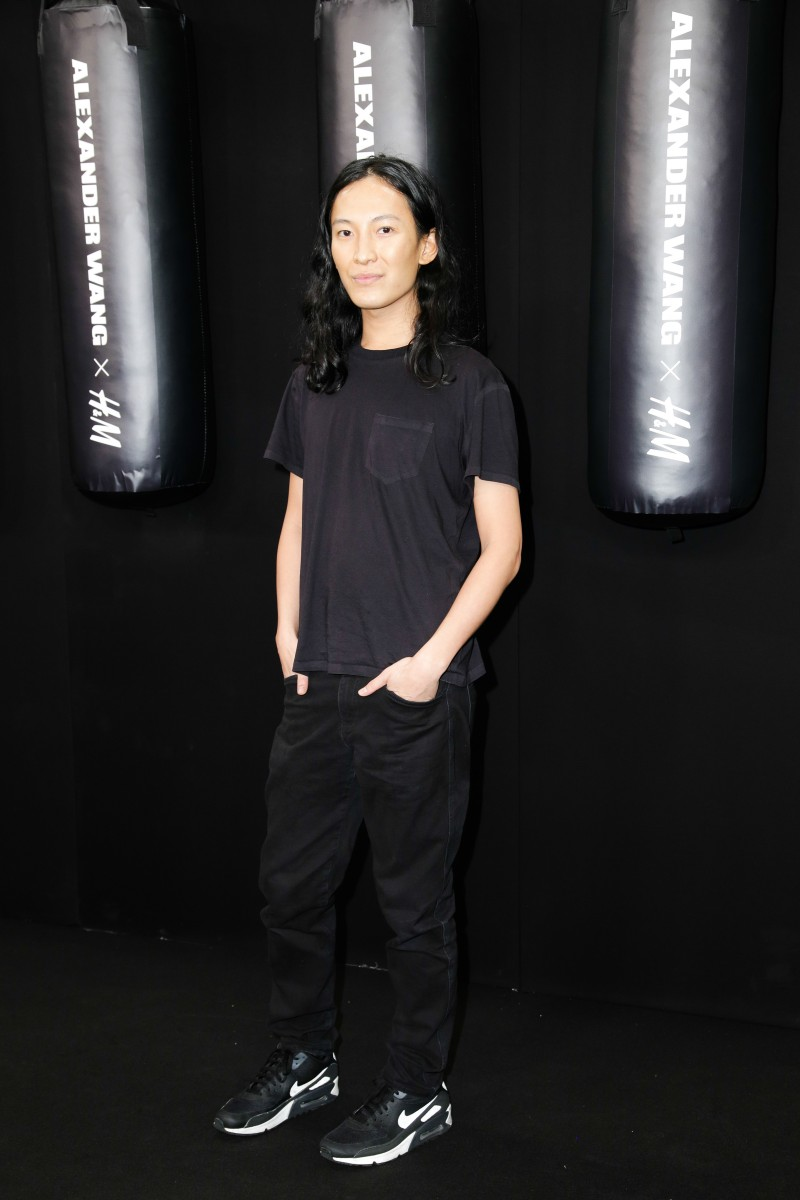 ALEXANDER WANG x H&M Launch Event – Arrivals