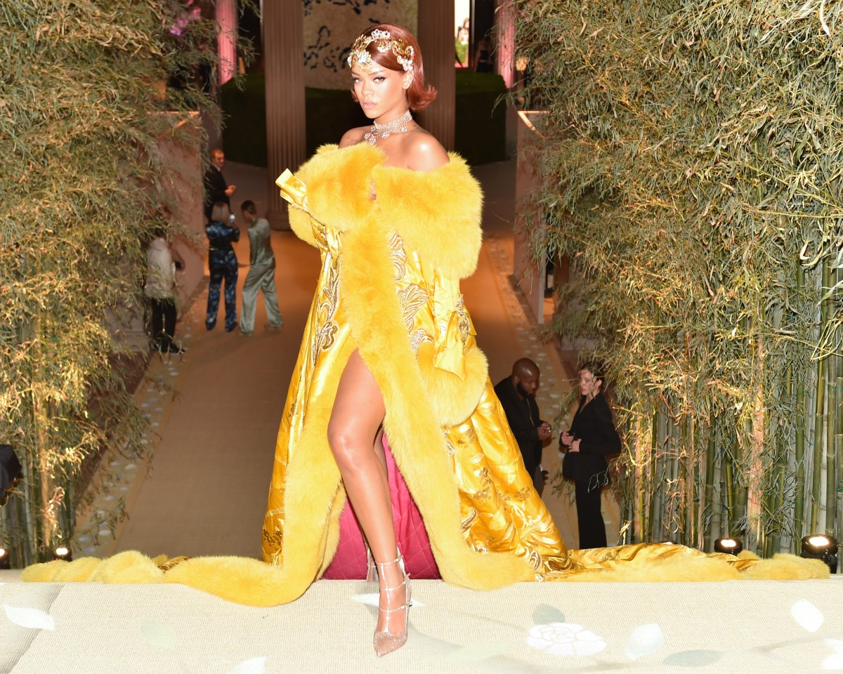 The Metropolitan Museum of Art's COSTUME INSTITUTE Benefit Celebrating the Opening of China: Through the Looking Glass – Receiving Line