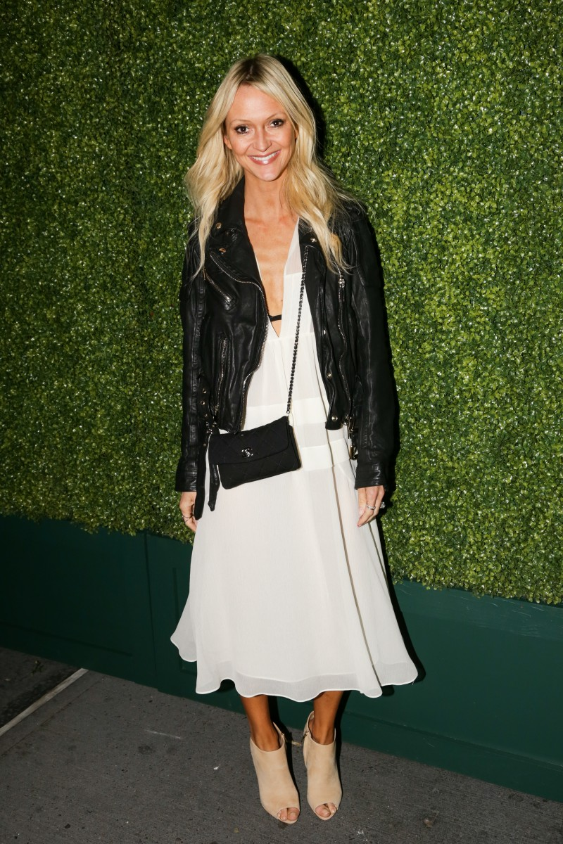 BURBERRY campaign STAR NAOMI CAMPBELL, LISA PHILLIPS, AND STEFANO TONCHI host dinner in honor of British artist ED ATKINS