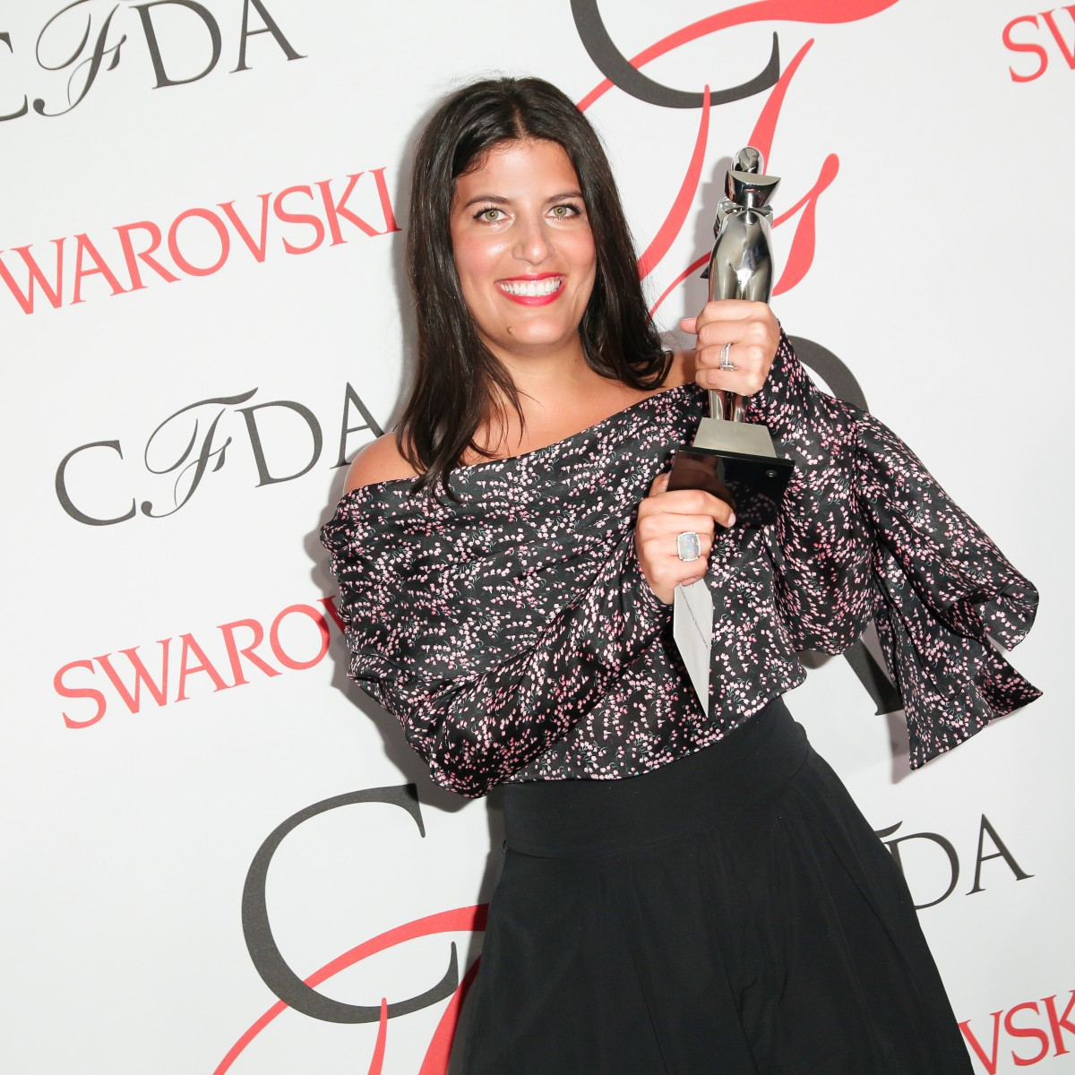 2015 CFDA Fashion Awards – Winners Walk