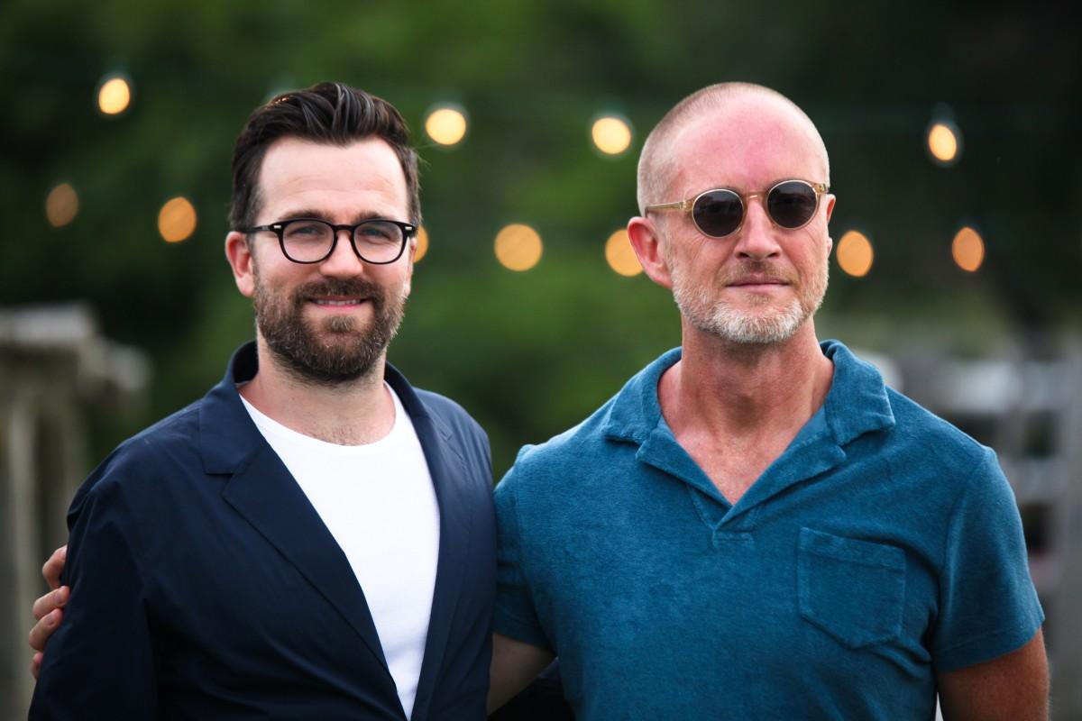 MRPORTER.COM & Orlebar Brown Host Sunset Cocktails