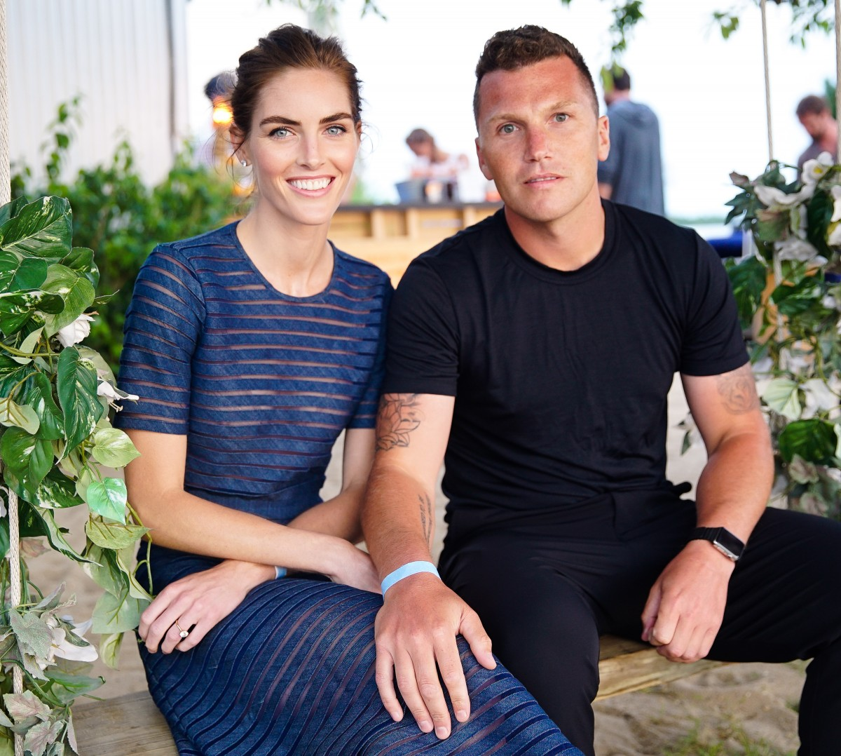 SEAN AVERY & HILARY RHODA Pop Up and Dinner for their Solid and Striped Collaboration