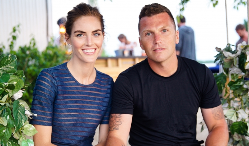 Hilary Rhoda, Sean Avery
