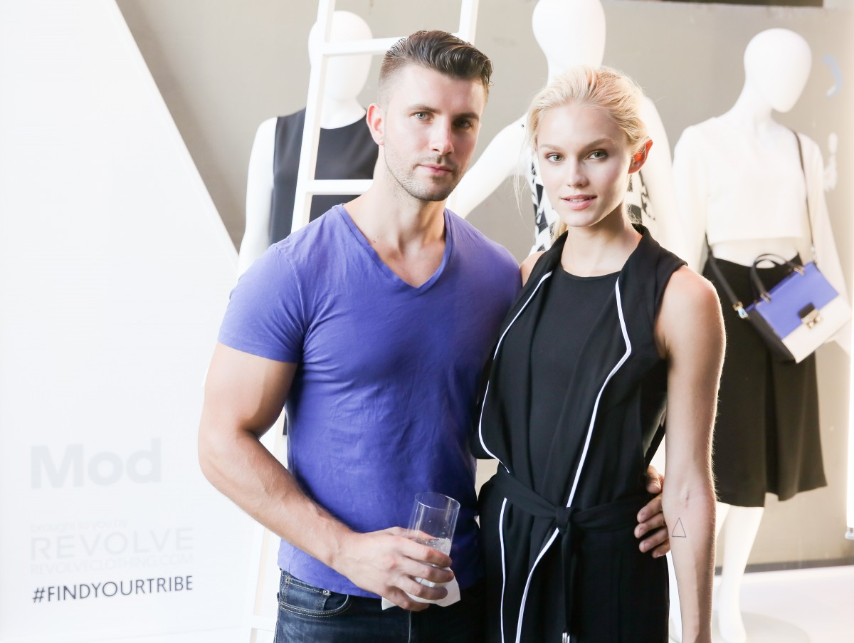 STYLEWATCH x REVOLVE Fall Fashion Party