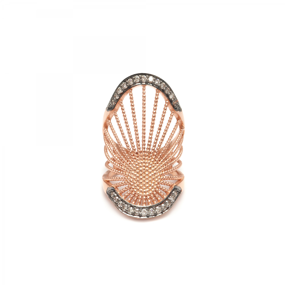 CL – Oriental_Long_Ring_in_Rose_Vermeil_with_White_Diamonds_by_Assya