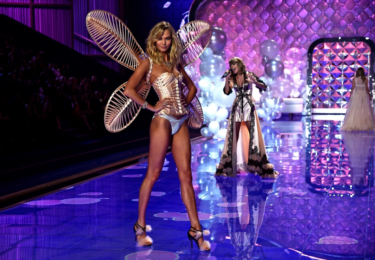 2014 Victoria's Secret Fashion Show – Runway
