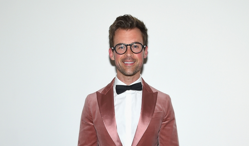 NEW YORK, NY - JUNE 16:  Brad Goreski attends the 2015 amfAR Inspiration Gala New York at Spring Studios on June 16, 2015 in New York City.  (Photo by Larry Busacca/Getty Images)