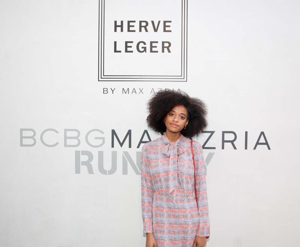 BCBG and Herve Leger Resort 2016