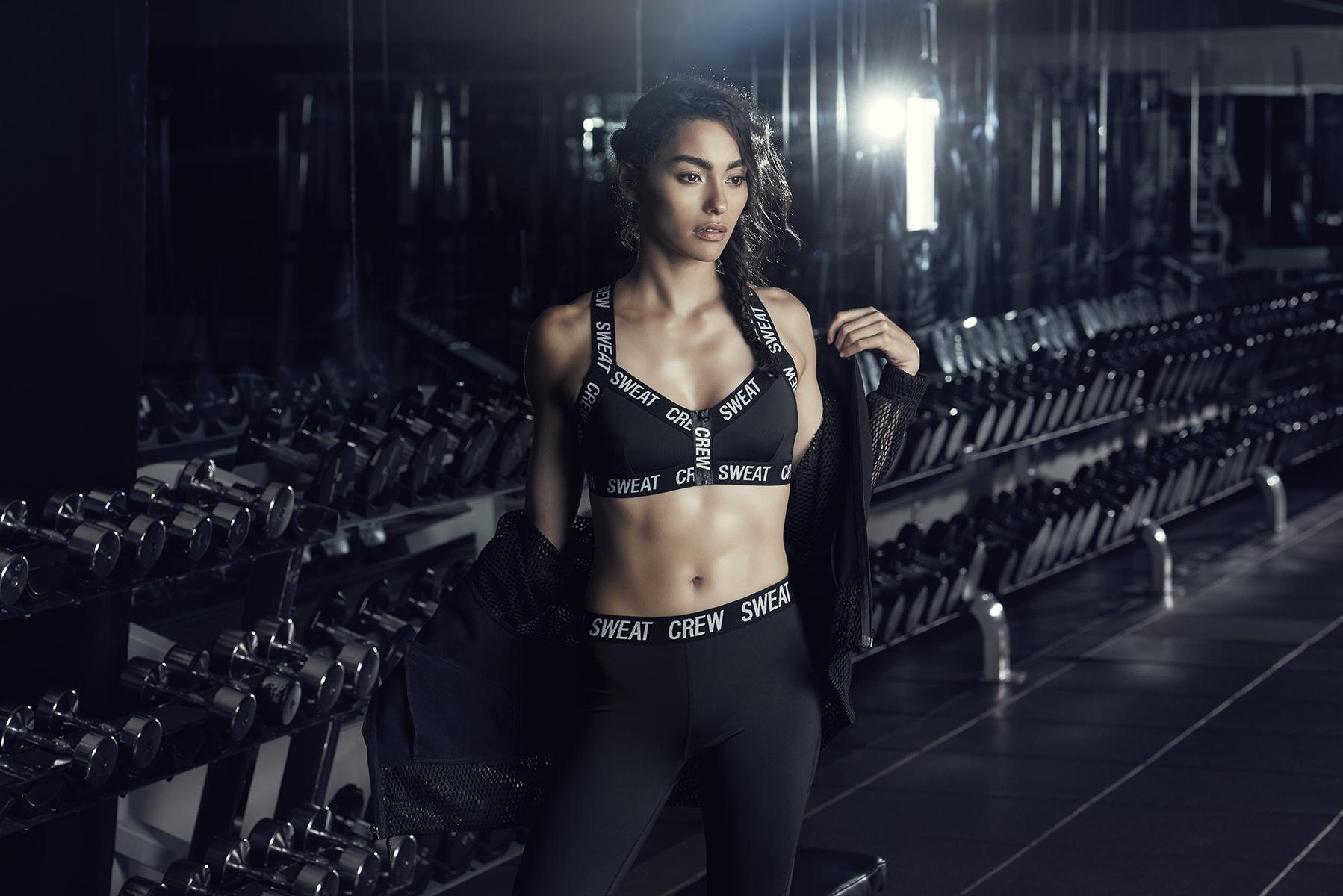 Model Turned Active Wear Designer Adrianne Ho